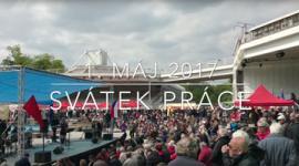 První Máj v Praze